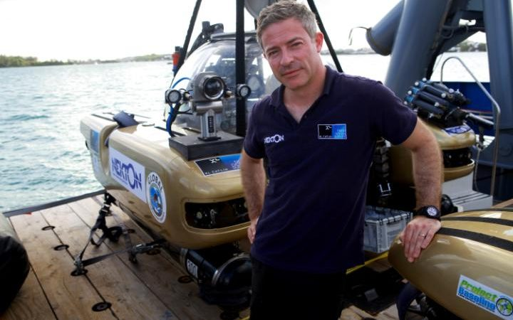 Oliver Steeds, NEKTON Founder and Mission Director
