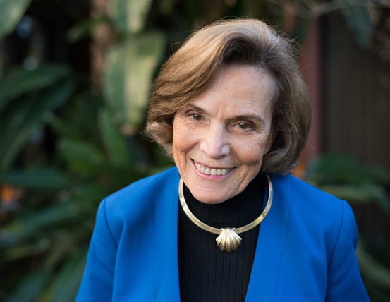 Sylvia Earle, Founder of Mission Blue